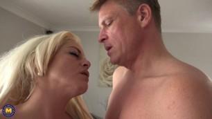 Kelly Cummins & Marc Kaye British mature MILF