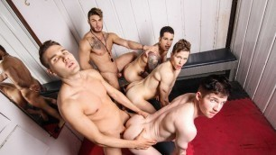 Men - Snap! Part 2 Sexy Lesson  Ethan Chase , Jordan Fox , Pierre Fitch , Thyle Knoxx , William Seed