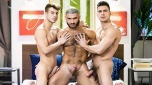 Men - Sex God Part 3 Hot Fucking Allen King , Francois Sagat , Paddy O'Brian