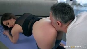 Personal Trainers Session 3 Keiran Lee Kendra Lust My Mom Fucked My Boyfriend deep anal in the gym