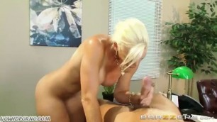 Fucked his boss in the office CumShot big sexy bitch