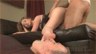 Mistress T - Feet Slaves Place 2