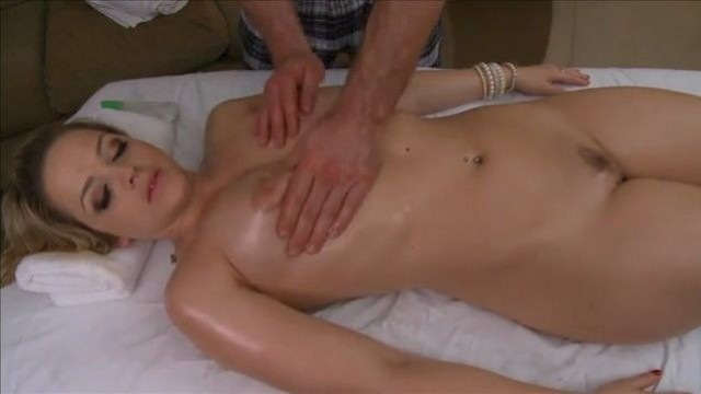 Massage alexis texas Alexis Texas