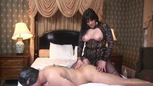 Hot Chick Fucked Hard Maitresse Madeline Marlowe The Queens Slave Training Divinebitches