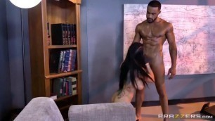 ZZSeries Sexy assassin Romi Rain and boss Stallion Deadly Rain Part Two