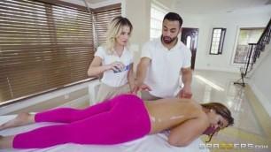 What The Client Wants The Client Gets 2 Derrick Ferrari Miss Raquel Bella Rose Hot Chicks Big Butts oil massage porn
