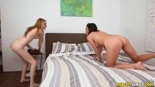 Amateur Lesbians Ashly Anderson Ivy Jones Sweet Girl To Girl WeLiveTogether RK
