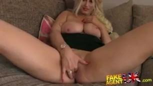 Chubby Milf with big tits Megan clara fakeagentuk