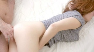Chloe Morgane Amazing and fast anal sex