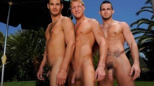Men - Caught With A Big Cock In Рis Рand Gavin Waters , Phenix Saint , Ricky Martinez