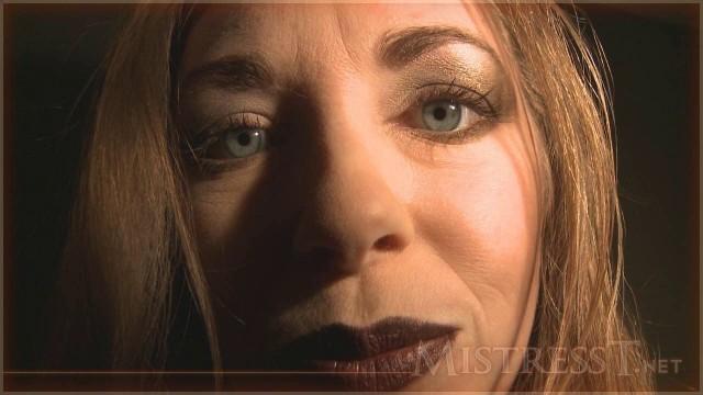Mistress T - jerk off or suffer video