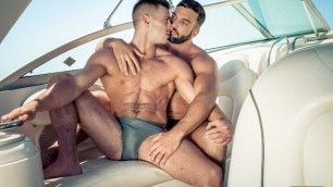 Men - Men In Ibiza Part 2 Take My Sweet Ass Abraham Al Malek And Paddy O'Brian