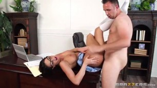 Getting Off The Waitlist Fantasy College Girl August Ames Keiran Lee Work Big Tits