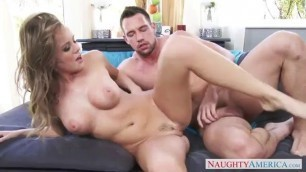 Alexis Adams 2015 Girlfriend fucked anal young with natural breast