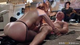 Big Tits Babe Karlie Montana Creampie Squirt People Watching sexy sluty