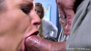 Alexis Fawx and Brooklyn Chase porno naughty schoolgirl and teacher