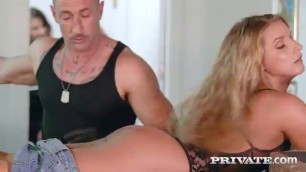 Riding On A Dick Sofi Goldfinger Alexis Crystal And Anna Polina Anal Foursome