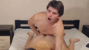 Hottie Slut Receive A Facial After Getting Screwed