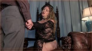 Mistress T - black magic offering