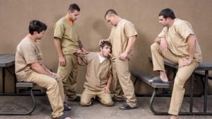 Men - Hard Orgy In Prison Part 4 Adam Bryant , Aspen , Dimitri Kane , Johnny Rapid , Tony Paradise
