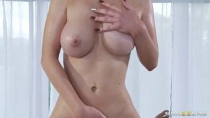 Sexual Blonde Girl Alexis Ford The Flirty Masseur pornstars with big pussies
