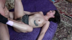Kelly Madison Penelope Reed Choked Massage With Fuck