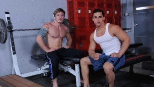 Men - XXXMas Group Fuck Johnny Rapid , Tom Faulk , Topher Di Maggio And Other