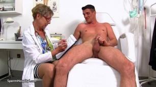 Spermhospital Big Cock Blowjob Antonia