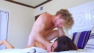 Reagan Foxx girls that fuck Never Marry A MILF Satisfies two guys