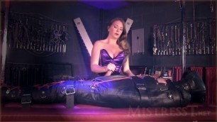 Mistress T - jerk addicts punishment