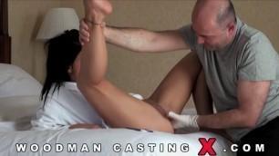 woodman casting x ZOE FANCY beautiful hot ass