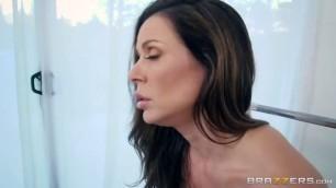 Smoking Hot Brunette Babe Kendra Lust Gets Drilled Hard huge riding