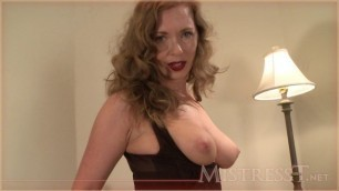 Mistress T - mama trains you so well
