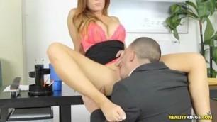 full sexing Amazing Redhead Milf Dani Jensen Wants Young Cock