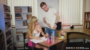 Brazzers HD Porn Blowjob 101 Busty Blonfe Carla Pryce Danny D