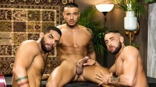 Men - Telenovela Part 2 Proper Dick Down Klein Kerr , Lucas Fox , Massimo Piano