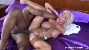 Blonde Big Boobs stoned girl porn Harlow Harrison The Suburban Skank
