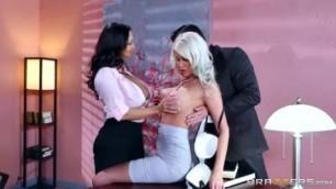 The New Appli Cunt Ava Addams Riley Jenner Charles Dera Son Fuck love new video