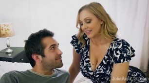 Dude my stepmom is hot Julia Ann Realwifestories Com In With The New