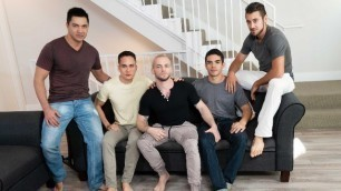 Men - The Longest Erection Of My Life Part 3: Bareback Cazden Hunter , Colton Grey , Dante Colle And Other