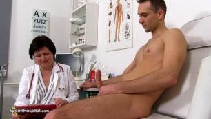 Spermhospital Tanya Amateur Teen Blowjob