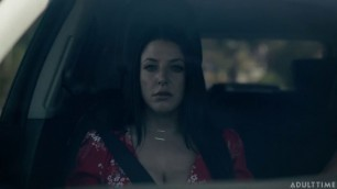 Brunette Girls Abigail Mac, Angela White Perspective Episode 3 AdultTime