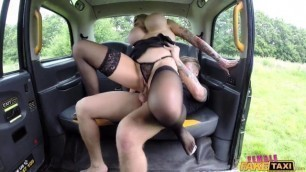 Shaved Pussy Gets Fucked Sophie Anderson Blonde Massive Tits