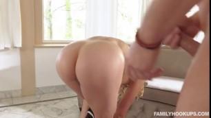 Girls Who Want Cock Kristen Scott Stepbro Trains My Pussy