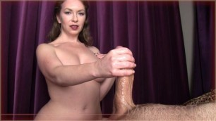 Mistress T - drag out your cum