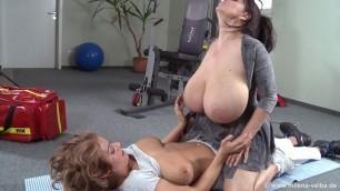Milena Velba - firstaid full hd porn videos