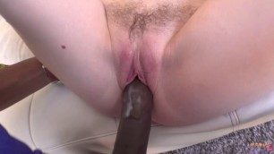 Kicked on his black dick Bunny Colby BangingBeauties