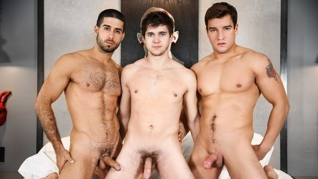 Men - Horny Husbands Needed Hard Sex Diego Sans , Jordan Boss , Will Braun