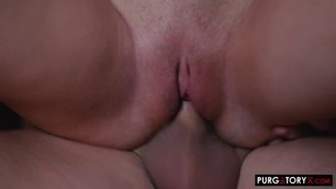 Kenzie Reeves hard and raunchy suck and fuck An Indecent Attorney Episode 1 PurgatoryX