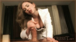 Mistress T - bitch next door exposed to m0mmy
